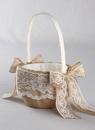 Ivy Lane Design Country Romance Flower Girl Basket