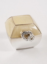 Ivy Lane Design Silver Ring Box