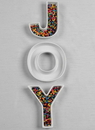Ivy Lane Design JOY Letter Dish Set