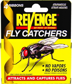 Roxide International Revenge Fly Catcher / 4 Pack - 5