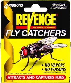 Roxide International Revenge Fly Catcher / 4 Pack - 5