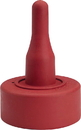 Miller Little Giant Snap On Lamb Nipple - Red - 1/2 X 3 1/2 In