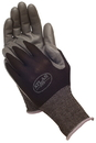 ATLAS Fit Bellingham Nitrile Tough Gloves - Black - Large