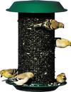 Audubon/Woodlink Magnum Black Oil Sunflower Seed Feeder - Green - 5 Pound Cap