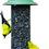 Audubon/Woodlink Mini Magnum Black Oil Sunflower Feeder - Green - .75 Pound