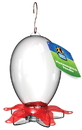 Classic Brands Joy Plastic Hummingbird Feeder - Red - 28 Ounce