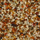 Caribsea African Cichlid Mix Aquarium Substrate - Ivory Coast - 20 Pound