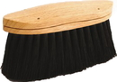 Desert Equestrian Legends Black Knight Flick Brush - Black - 8.25 Inch