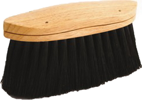 Desert Equestrian Legends Brush Black Knight Black / 8.25 Inch - 2206