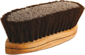 Desert Equestrian Legends Brush Horsehair Gray / 8.25 - 2202