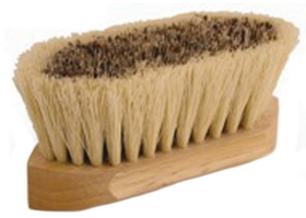 Desert Equestrian Legends Brush Calentito Tan / 6.375 - 2279