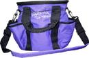 Desert Equestrian Equestria Sport Nylon Grooming Totebag - Purple - 10 Inch