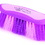 Desert Equestrian Equestria Sport Dandy Brush - Purple - Large/8 Inch
