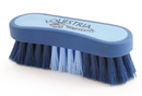 Desert Equestrian Equestria Sport Face Brush - Blue - 5 Inch