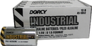 Dorcy Industrial Alkaline Batteries - D/12 Pack