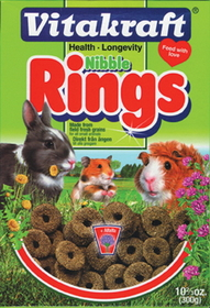 Vitakraft Pet Nibble Rings - 20390/25046