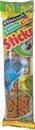 Vitakraft Sesame & Banana Kracker Sticks - Parakeet - Grain/Honey - 2.11Oz/2 Pack
