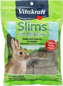 Vitakraft Pet Alfalfa Slims For Rabbits - 25676