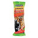 Vitakraft Triple Baked Crunch Sticks - Rabbits - Grains/Honey - 4 Ounce/2Pk