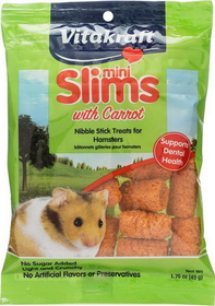 Vitakraft Pet Carrot Slim For Hamster Carrot - 25678