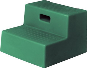 Horsemen S Pride Mounting Step 2 Step Green / 15 X 18 3/4 In - 009