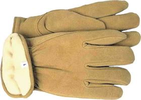 Boss Thinsulate Deerskin Glove Tan / Medium - 4186M