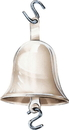 Heritage Ant Guard Bell - Red - 2 5/8X3 1/8 In