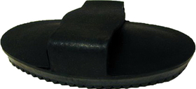 Imported Horse &Supply Soft Rubber Curry Brush / Large - 54015
