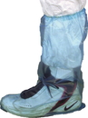 Neogen Glove And Insect Disposible Economy Boot Cover 4Mil - Blue - Extra Large