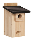 Nature's Way Bird Products Bluebird Viewing House - Cedar - 12X7.5X8.125 In