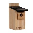 Nature's Way Bird Products Bluebird Box House - Cedar - 12X5.5X8.125 In