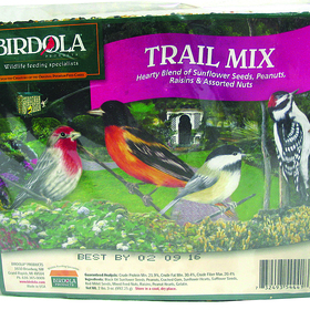 United Pet Group Trail Mix Seed Cake / 2.5 Pound - 54441