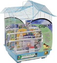 Prevue Pet Double Roof Bird Cage Kit