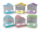 Prevue Parakeet Cage - Assorted - 14X11X16/6 Pack
