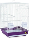Prevue Pet Economy Bird Cage - Assorted - 16X16X22/4 Pack
