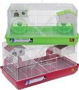Prevue Pet Deluxe Gerbil & Hamster Cage - 26X14X12.5 Inch