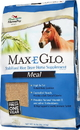 Manna Pro Max-E-Glo Rice Bran Horse Supplements - 40 Pound