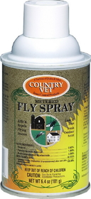 Amrep Country Vet Metered Fly Spray / 6.4 Ounce - 34-2050Cv