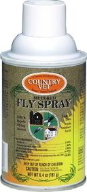 Amrep Country Vet Metered Fly Spray / 6.4 Ounce - 34-2050Cv