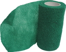 Animal Supplies Internat Wrap-It-Up Flexible Bandage - Green - 4 In X 5 Yard
