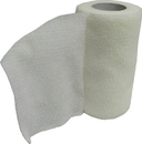 Animal Supplies Internat Wrap-It-Up Flexible Bandage - White - 4 In X 5 Yard
