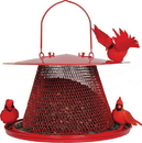 Sweet Corn Products No/No Cardinal Feeder - Red - 2.5 Pound
