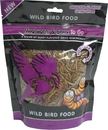 Unipet Usa Mealworm And Berry To Go Wild Bird Food - 3.52 Ounce