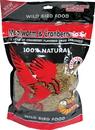 Unipet Usa Mealworm And Cranberry To Go Wild Bird Food - 1.1 Pound