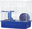 Ware Hamster Cage - Assorted - 2 Story