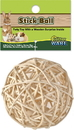 Ware Nutty Stick Ball Treat - Natural - Medium