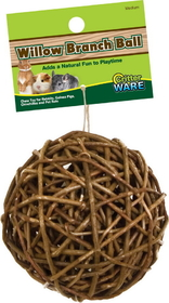 Ware Mfg. Willow Branch Ball 4 Natural - 03153
