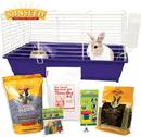 Ware Home Sweet Home Sunseed Starter Kit - Rabbit - 28 X17 X15.5
