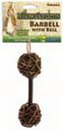 Ware Willow Garden Barbell With Bell - Small