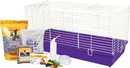 Ware Mfg. Home Sweet Home Complete Kit For Pet Rabbits - Assorted - 40.25X17.25X20